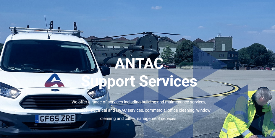 Antac Support Services Limited