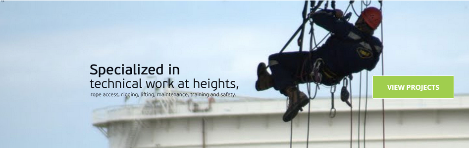 DIRA Group or Dutch Industrial Rope Access