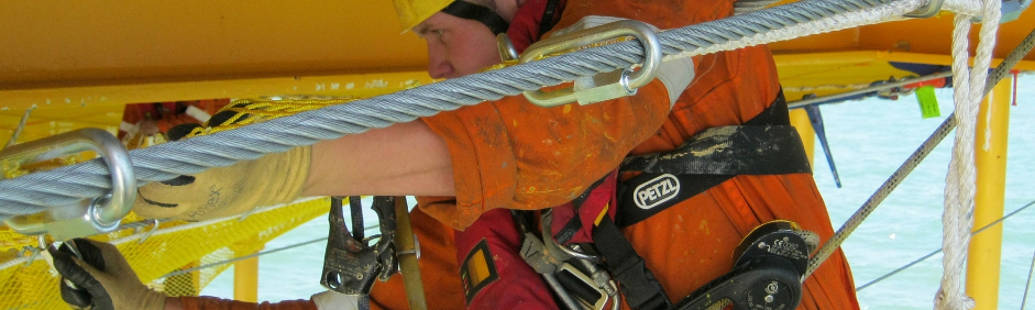 Inspection & Rope Access Specialists Ltd